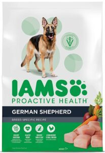 Iams Proactive Health Adult German Shepherd Dry Dog Food, Chicken Flavor, 30 Pound Bag