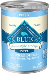 Blue Buffalo Natural Puppy Wet Dog Food