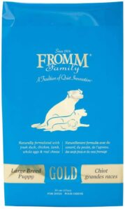 Fromm Family Large Breed Puppy Dry Food